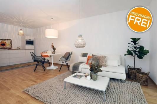 Provisionsfrei: Großzügige 3-Zimmer-Wohnung mit Außenfläche, Top 07