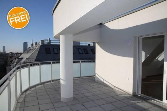 Dachterrassenwohnung mit Klimaanlage, Top 48