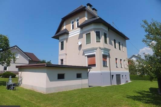 Villa am Stadtrand von Villach