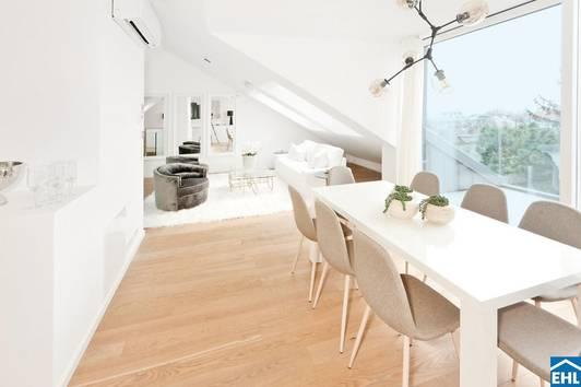 Luxuriöse Suiten für einen extravaganten Lebensstil in herrschaftlichem Ambiente