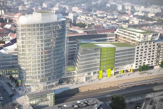 VIO Plaza - Büros in Bestlage!