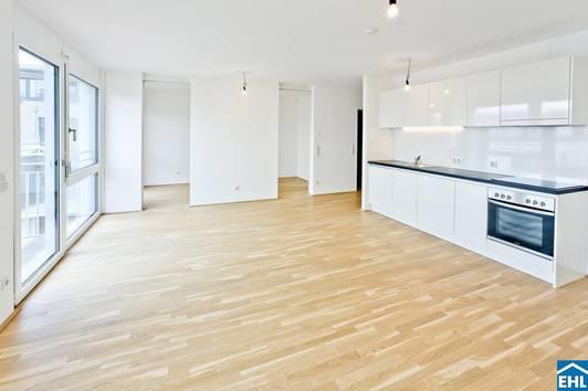 Urban Wohnen in Wien Landstraße – 2 Zimmerwohnung mit Balkon