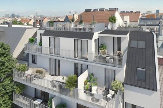 Mein Favorit! Modernes Wohnen in attraktiven Grundrissen!