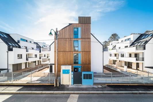 3 Zimmereigentum mit großer Terrasse in Stammersdorf - Bezugsfertig! Provisionsfrei!