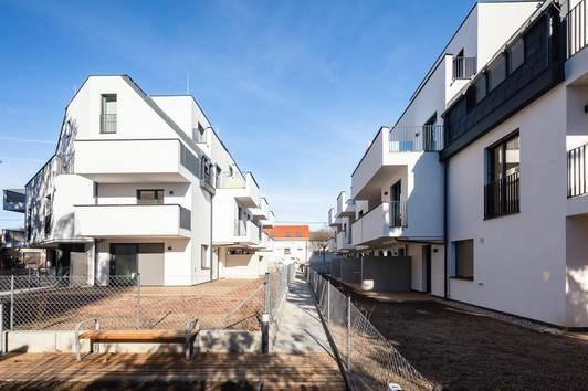 Gartenwohnung im Eigentum in Stammersdorf - Bezugsfertig! Provisionsfrei!