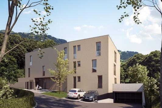 Leben im Diewaldfeld Hopfgarten - 9 hochwertige Wohnungen