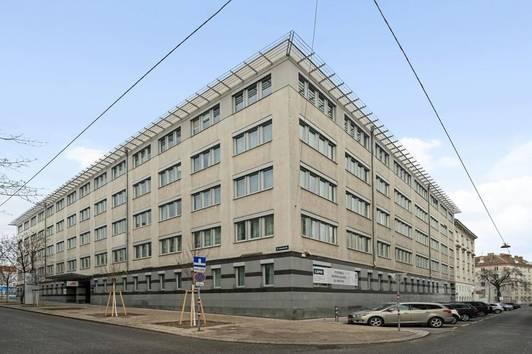 Preiswerte Büroflächen ab 160m² nahe Stadthalle!