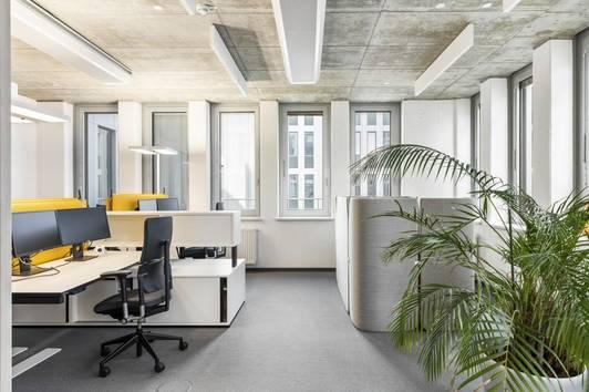 Bezugsfertiges modernes Büro im ViE