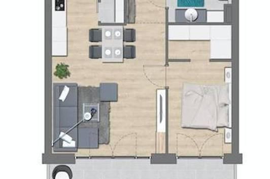 Lavanda - Zentrumsnahe Wohnungen im Grünen