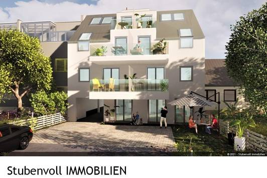 Gelegenheit - Grundstück in toller Lage mit Baugenehmigung für 7 Wohneinheiten