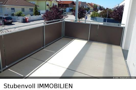 Helle Terrassenwohnung - Neubau