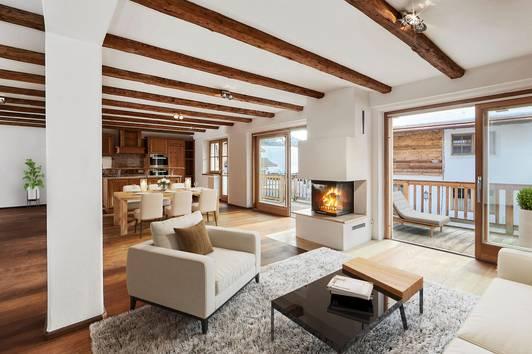Chalet-Style - Wohnen in Kitzbühel