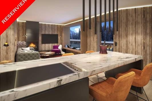 W-02GXGO Luxuriöse Penthousewohnung mit Panoramablick und Zweitwohnsitzwidmung