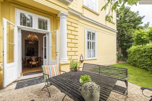 Beeindruckende historische Villa in Baden