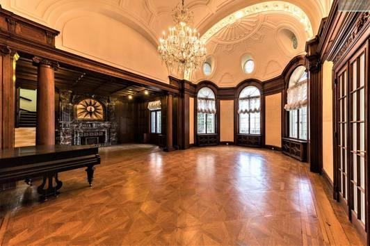 Imposantes Palais mit eindrucksvoller Geschichte