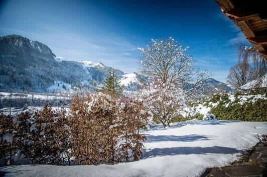 Grundstück in erhöhter Lage mit Altbestand in Kitzbühel