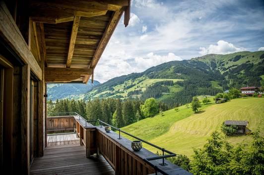 Das Tauernchalet - beeindruckender Ausblick in Oberaurach