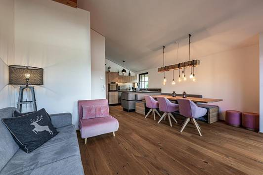 Stilvolles Apartment in Kitzbühel
