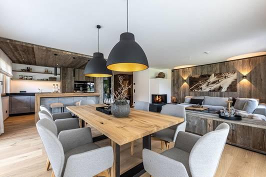 Luxusapartment an der Skipiste in Ellmau - Top 1