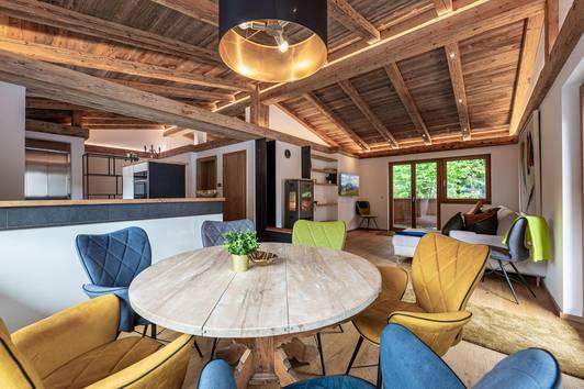 Luxuriöse Chaleteinheiten in zentraler Lage von Reith bei Kitzbühel