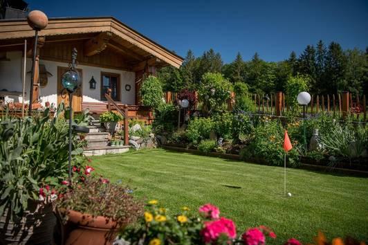 Barrierefreie Gartenwohnung in Bestlage von Ellmau