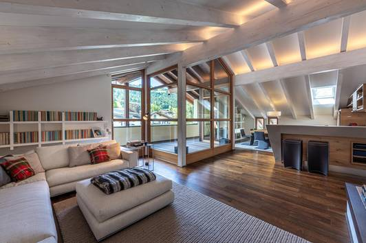 Stillvolles Penthouse im Herzen von Kitzbühel
