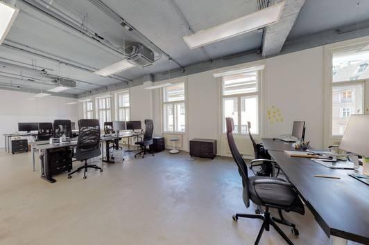 Loft-Büro in der Marc-Aurel-Straße!
