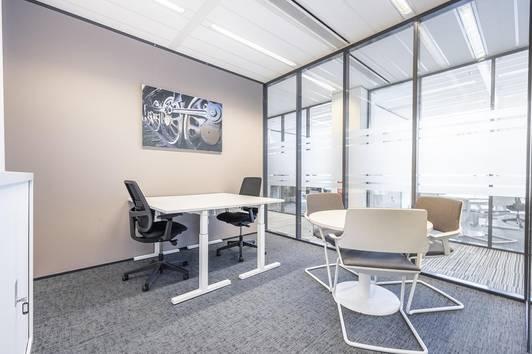 Privatbüro für drei Personen in Vienna, Cityport 11