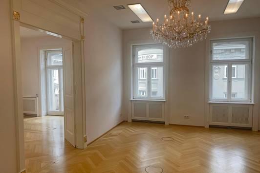 Luxuriöses Büro in fantastischer Lage an der Kärntnerstraße