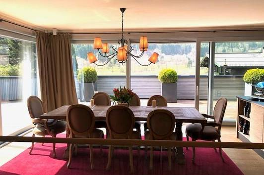 Luxuriöses Apartment in Top-Lage mit Kaiserblick