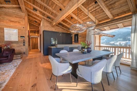 Luxuriöses Penthouse in Jochberg bei Kitzbühel