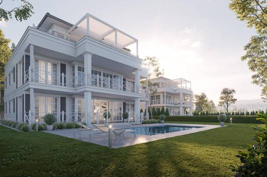 "The Hampton Estates ""Seevilla Westhampton"""