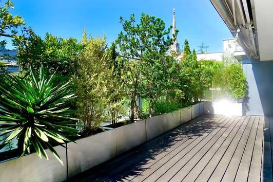 Atemberaubendes Penthouse mit Stephansdom-Blick
