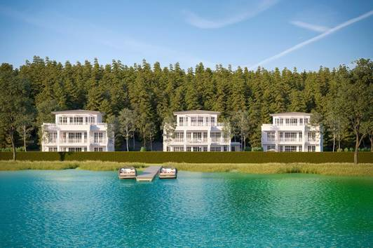 "The Hampton Estates ""Seevilla Westhampton"""