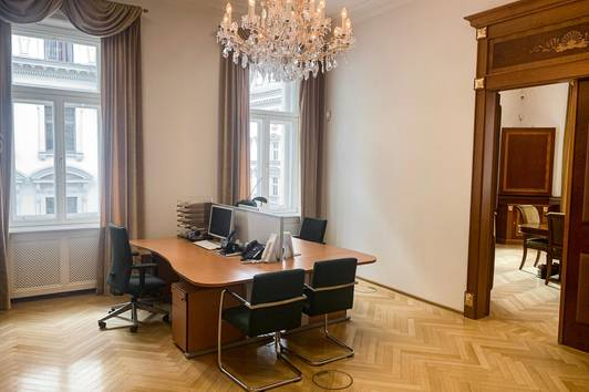 Repräsentatives Büro in bester Lage an der Kärntnerstraße