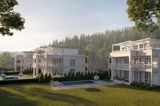"The Hampton Estates ""Seevilla Southampton"""