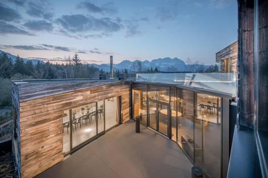 Einzigartiges Luxus-Chalet in Kitzbüheler Bestlage