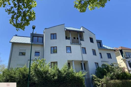 Sehr gepflegte 3-Zimmerwohnung mit Tiefgaragenplatz - Mödling