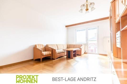 Wohnen in bester Lage ! / mit sonnigem Balkon / sehr gute Aufteilung / ab sofort verfügbar