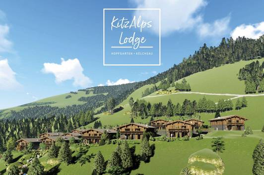 KitzAlps Lodge / Ihr Premium Immobilieninvestment-Apartment Typ 1