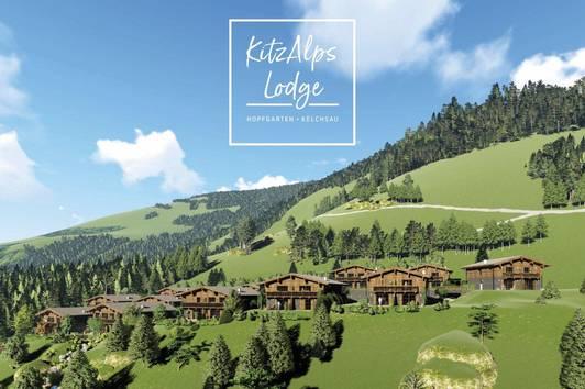KitzAlps Lodge / Ihr Premium Immobilieninvestment-Haushälfte Typ 3