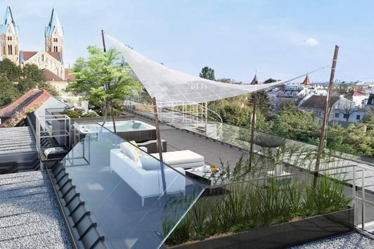 Penthouse - Die Zukunft des Wohnens! Nachhaltige und ökologische Bauweise!