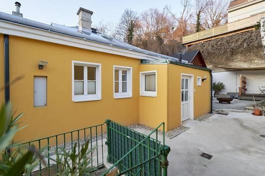 Wien: Kleinod in Sievering mit eigenem Garten