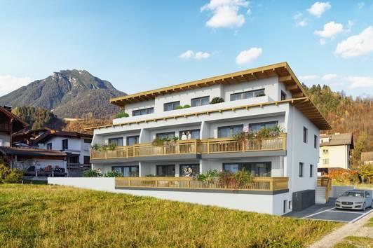 Wohnen im Herzen von Jenbach - Kleinwohnanlage Tyrol