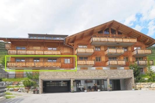 Luxus-Appartement in Alpin Resort mit Freizeitwohnsitzwidmung