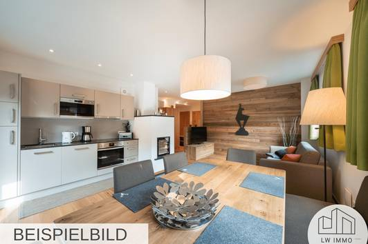 Neubau, Direktkauf vom Bauträger - Appartementanlage: Alpin Residenzen Buchensteinwand Top 6