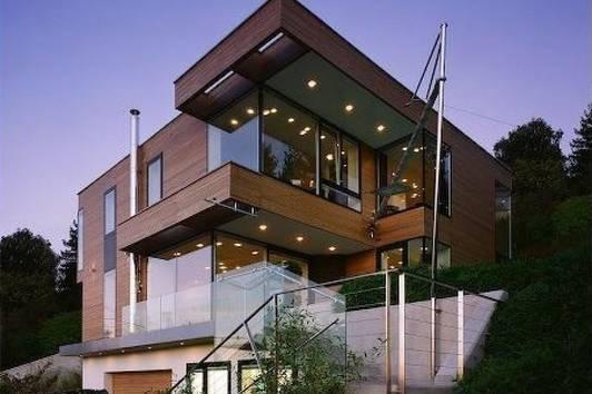 Extravagante, repräsentative Designervilla in nobler Penzinger Lage