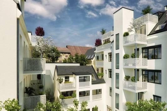 Sensationelles Wohnerlebnis im 18.Bezirk! Traumhafte Erstbezugswohnungen von 40 m² – 144 m² in der Nähe des historischen Währinger Schubertparks