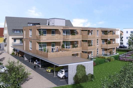 Scandic living - gemütliche 3-Zimmer Wohnung Top 1.5