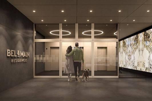 BEL & MAIN Residences | Luxuriöser Erstbezug. Unbefristet. Provisionsfrei. ALL & ONE |